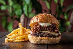 Hamburguesa Pulled Pork Angus