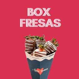 Box de Fresas 🍓