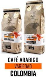 Cafe 200 años variedad colombia