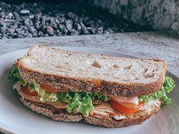 Sándwich Turkey BLT