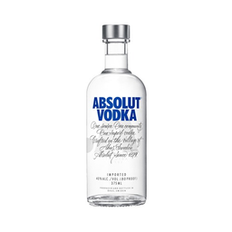 Vodka Absolute 375 ml