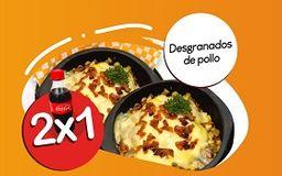 2X1 Desgranado de Pollo