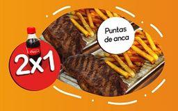 2x1 en Punta de Anca