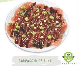 Carpaccio Tuna