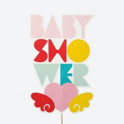 Cake Toppers - Baby Shower