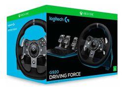 Logitech Timon G920 Xbox One Y Pc