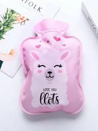 Bolsa calor rosa