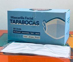 Tapabocas Caja 50 Und.