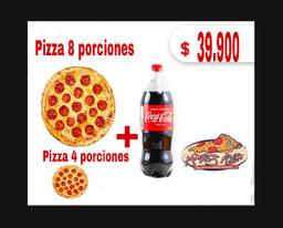 PROMO! 2 Pizzas