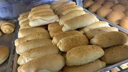 Pan Quesito con azúcar