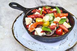 Tomates Frescos a la Capresse