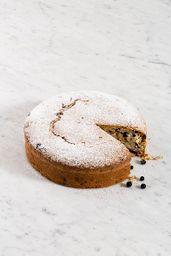 Torta de Agraz y Amapola