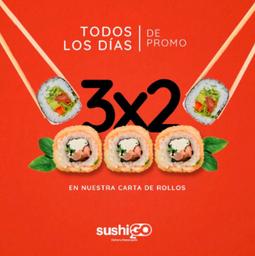 Sushi 3x2