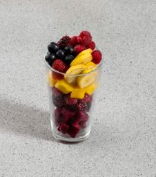 Batido de Remolacha, Frutos Rojos y Banano