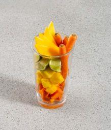 Batido de Zanahoria, Mango y Piña