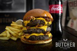 Combo Burger Triple