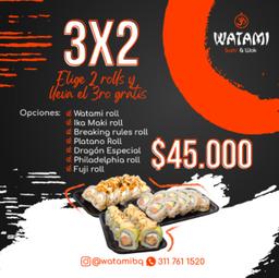3x2 Premium Roll
