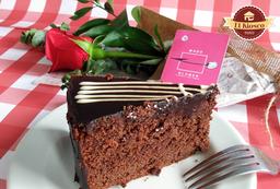 Combo Torta de Chocolate, rosa