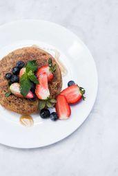 Pancakes de Almendra