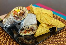 Combo Mini Burrito