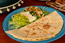 Quesadilla de Mar