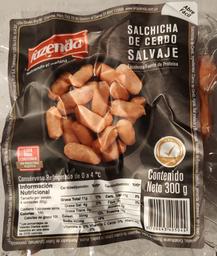 Salchicha Salvaje Coctel