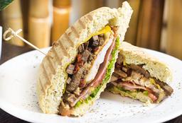 Sándwich Eat Well