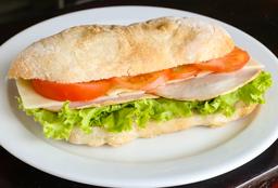 Sándwich Pavo