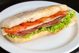 Sándwich Salami