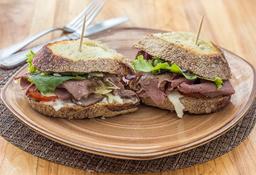 Roastbeef sándwich