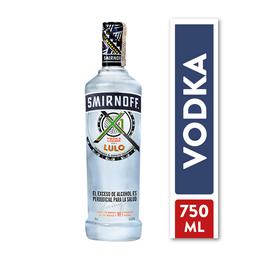 Vodka Smirnoff X1 Sabor A Lulo