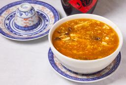 Sopa de Sichuan