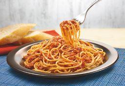 Spaguetti y Salsa