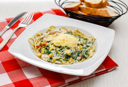 Spaghetti Huerto