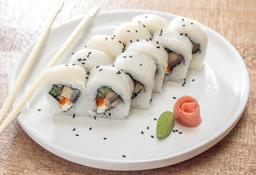 Sushi Anguila y Pescado