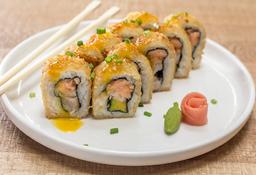 Sushi Pescado y Salmón