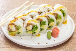 Sushi Tofu Tempura