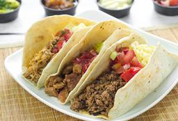 Tacos 1 Carne Cada Uno