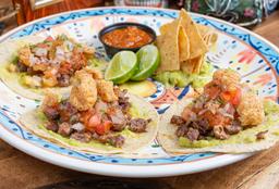 Tacos Tradicionales de Res