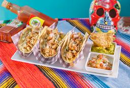 Tacos 2 Pisos Al Pastor x3