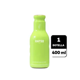 Té Hatsu Verde 400 ml