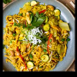 Nasi Goreng Vegetariano