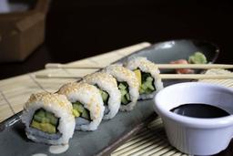 Mr. Sushi Vegan Roll