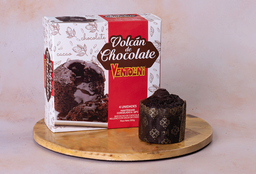 Caja Volcán de Chocolate