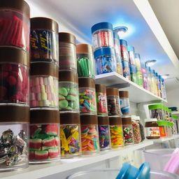 Milk Shake Candy Bar