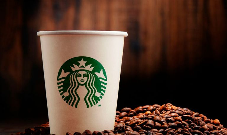 Logo Starbucks Café