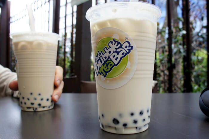 Logo The Bubble Tea Bar
