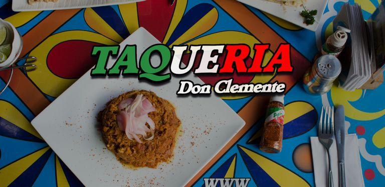 Logo Taquería Don Clemente