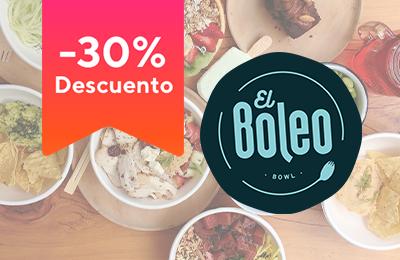 Logo El Boleo - BOWL