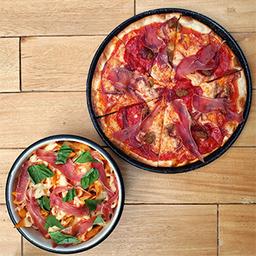 Logo DAMICI - Pizzas